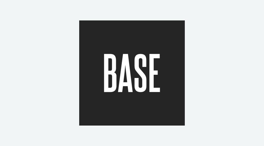 BASE株式会社 コーポレートメインロゴ