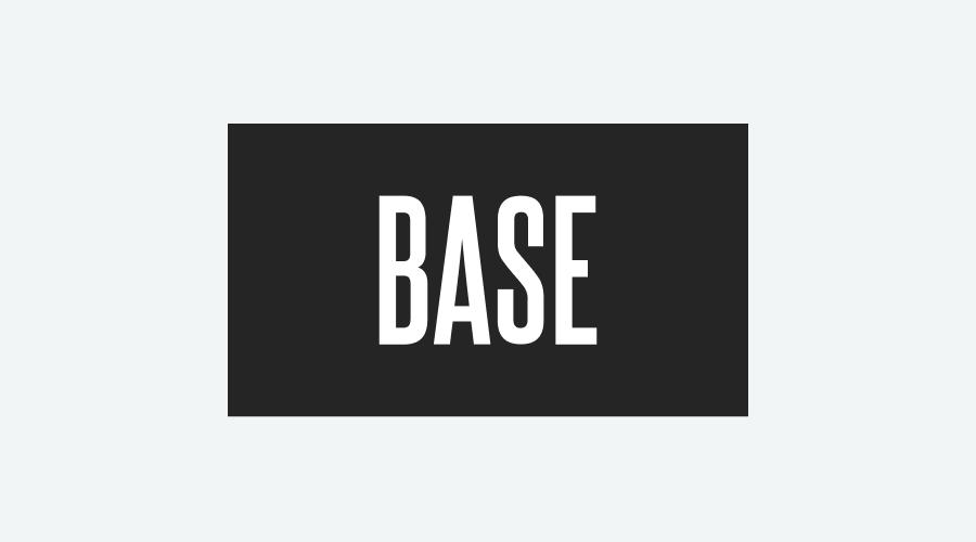 BASE株式会社 コーポレートロゴ