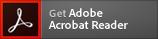 PDFファイルをご覧になるためには最新のAdobe Readerが必要となります。Adobe Readerはアドビシステムズのサイトより無償でダウンロードできます。